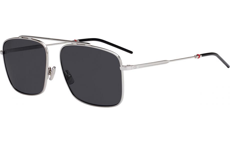 9856d724fb93 Dior Homme DIOR 0220S 010 IR 58 Solbriller - Gratis forsendelse ...