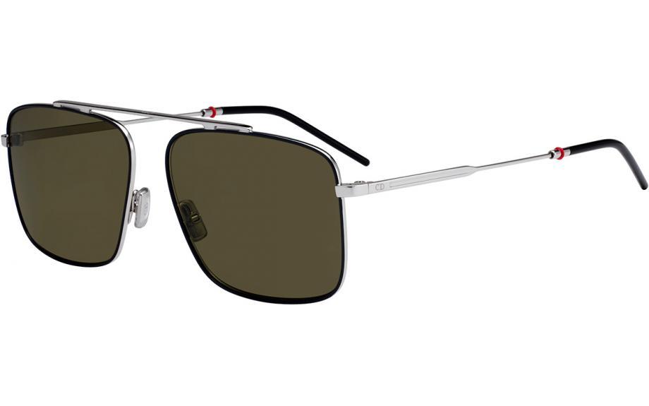 7424f64ad7bd Dior Homme DIOR 0220S ECJ QT 58 Solbriller - Gratis forsendelse ...