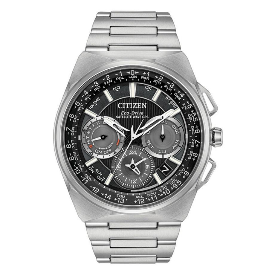 a22b7a512ca Satellite Wave F900 CC9008-50E Citizen Watch - Gratis forsendelse | Shade  Station
